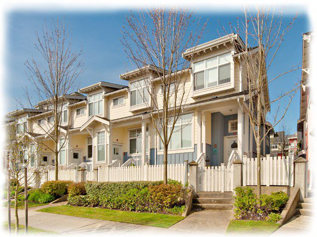 "Main Photo: 8 12333 ENGLISH Avenue in Richmond: Steveston South Townhouse for sale in ""IMPERIAL LANDING"" : MLS®# R2306131"