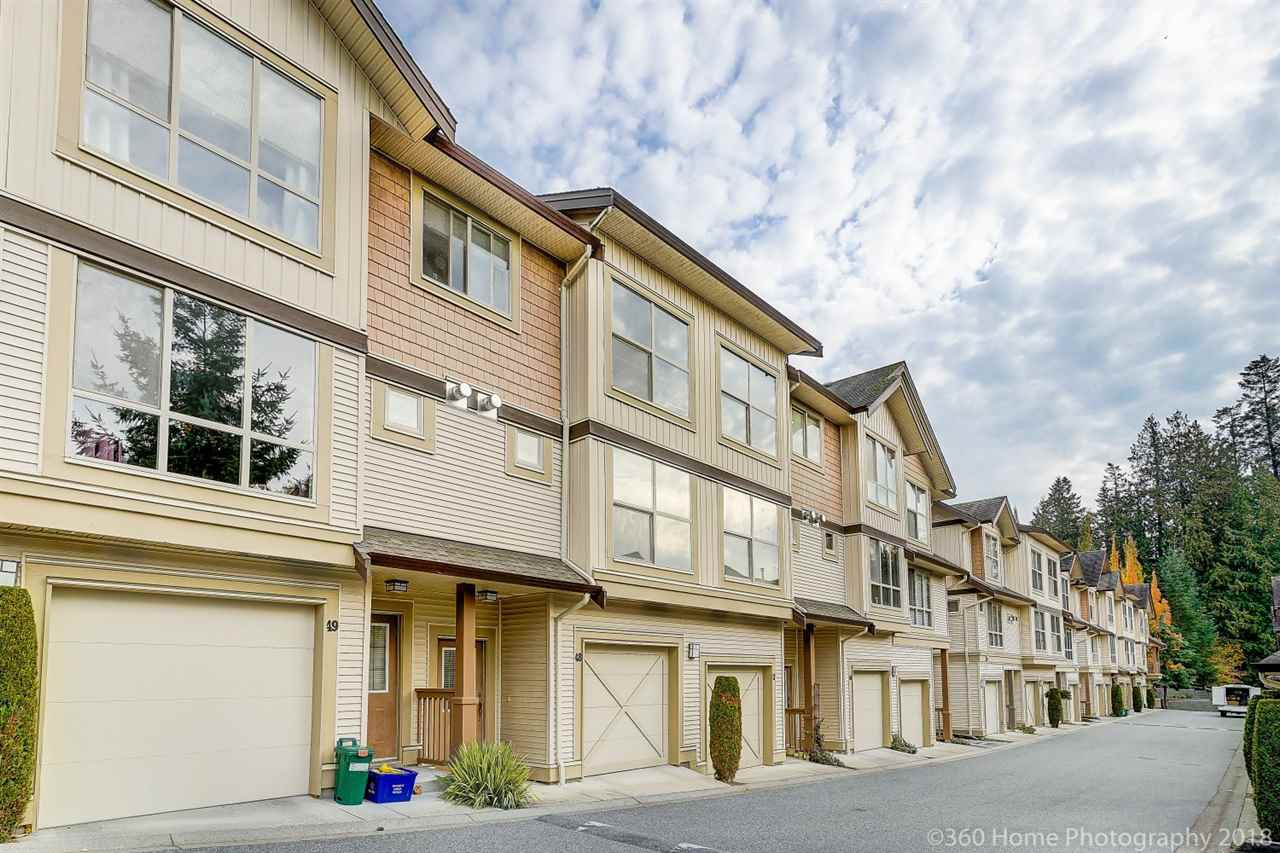 "Main Photo: 48 20350 68 Avenue in Langley: Willoughby Heights Townhouse for sale in ""SUNRIDGE"" : MLS®# R2317876"