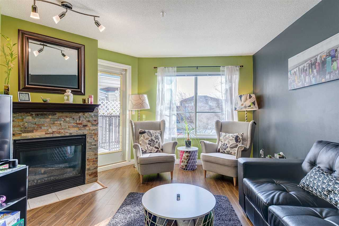 """Main Photo: 201 5765 GLOVER Road in Langley: Langley City Condo for sale in """"COLLEGE COURT"""" : MLS®# R2328808"""