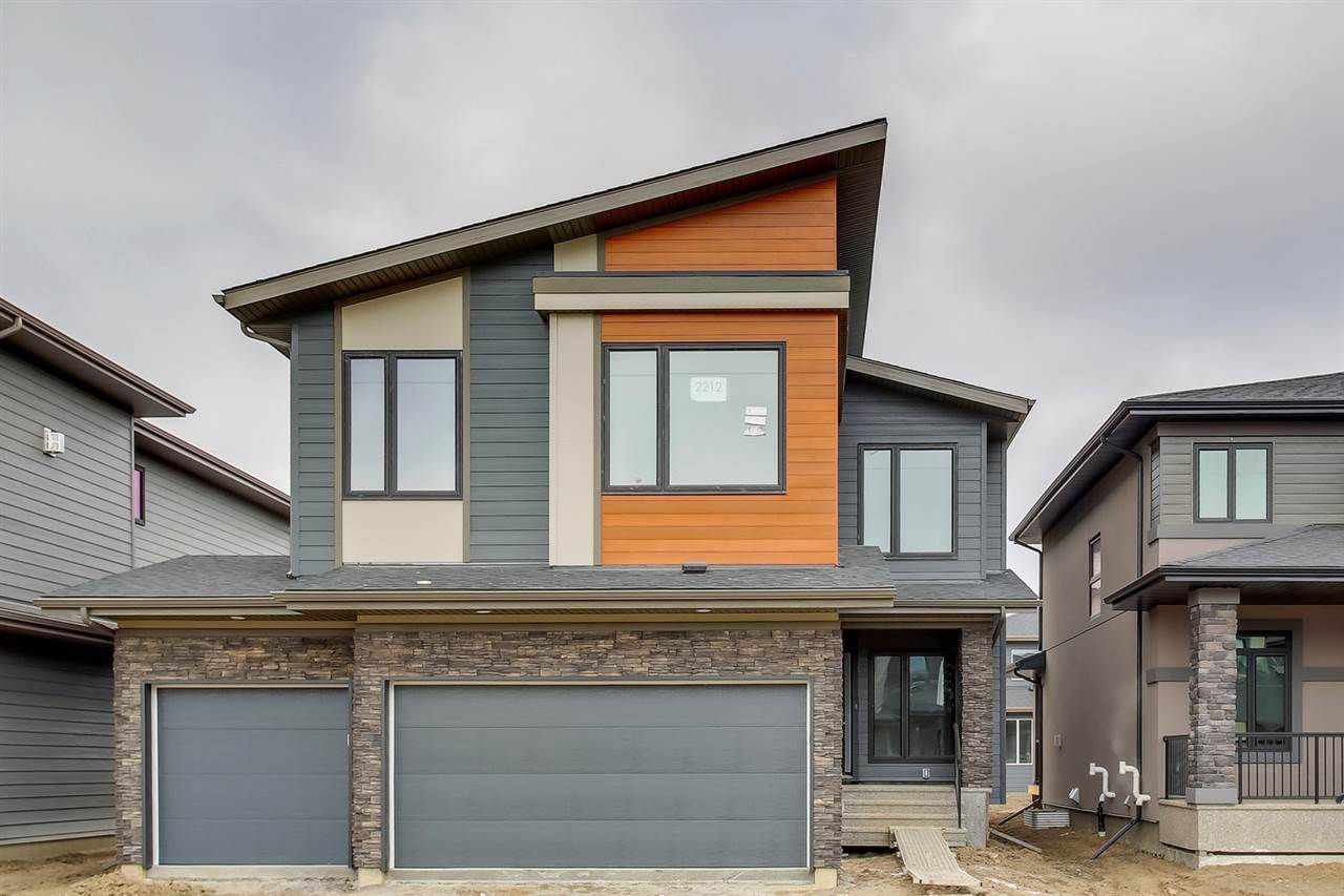 Main Photo: 2212 KELLY Crescent in Edmonton: Zone 56 House for sale : MLS®# E4144164