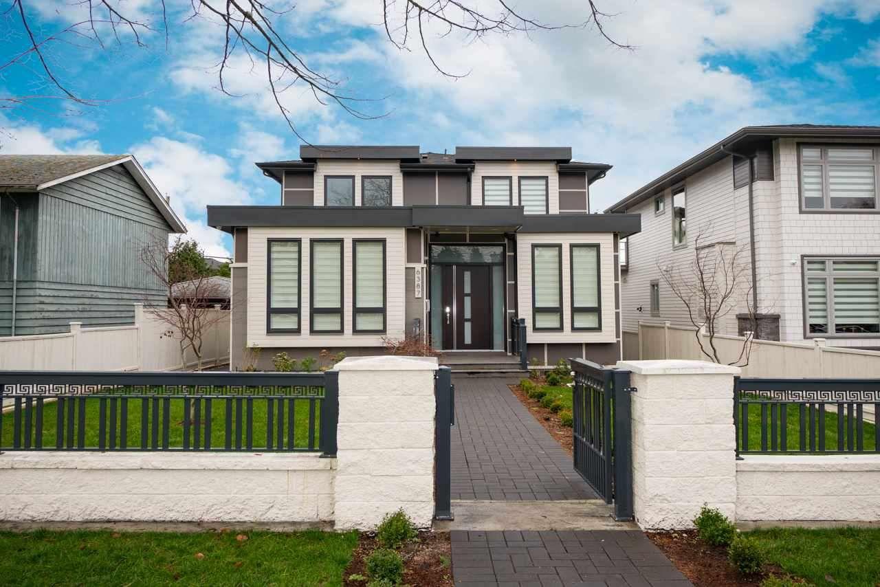 Main Photo: 6387 BRANTFORD Avenue in Burnaby: Upper Deer Lake House for sale (Burnaby South)  : MLS®# R2342849