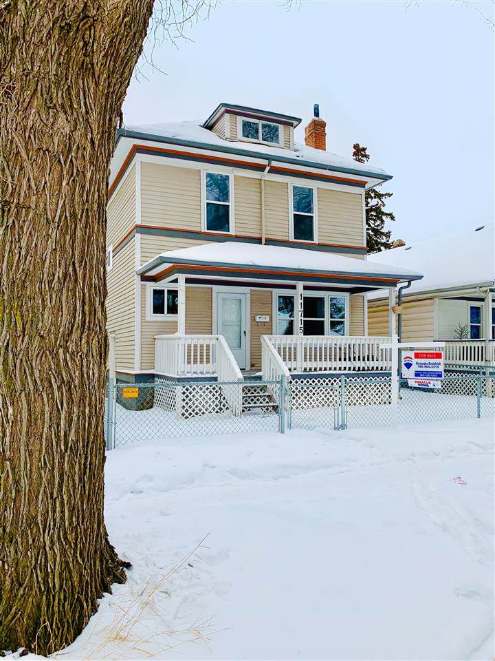 Main Photo: 11715 95A Street in Edmonton: Zone 05 House for sale : MLS®# E4145533