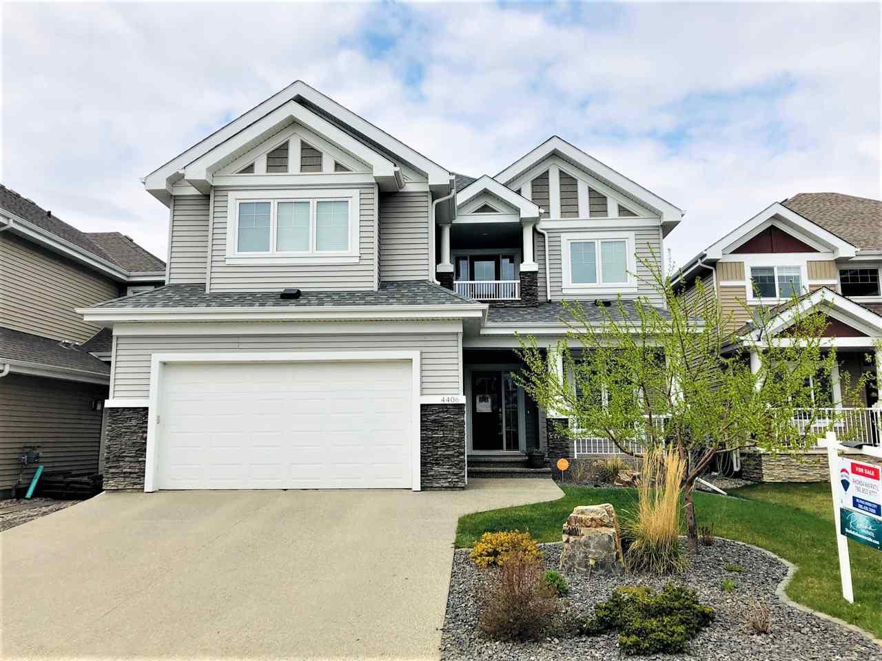 Main Photo: 4406 SUZANNA Crescent in Edmonton: Zone 53 House for sale : MLS®# E4148405