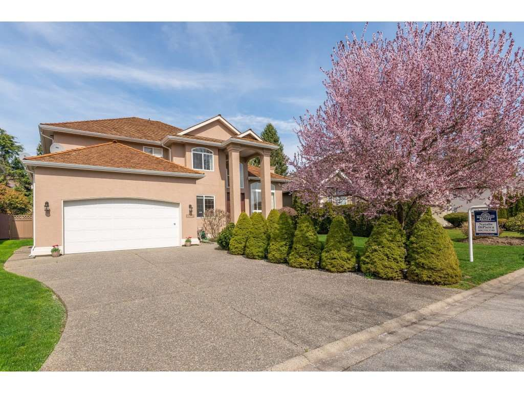 "Main Photo: 17065 57 Avenue in Surrey: Cloverdale BC House for sale in ""RICHARDSON'S RIDGE"" (Cloverdale)  : MLS®# R2355024"