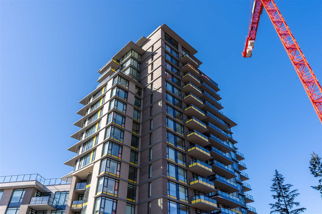 Main Photo: 1101 8850 UNIVERSITY Crescent in Burnaby: Simon Fraser Univer. Condo for sale (Burnaby North)  : MLS®# R2355103