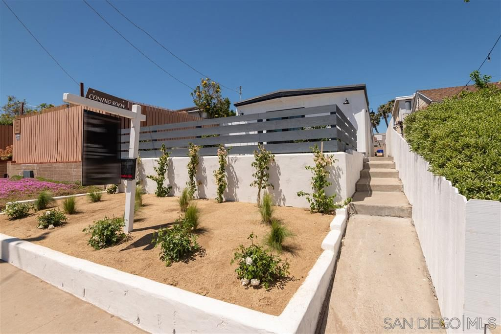 Main Photo: PACIFIC BEACH Property for sale: 2010-12 Reed Ave in San Diego