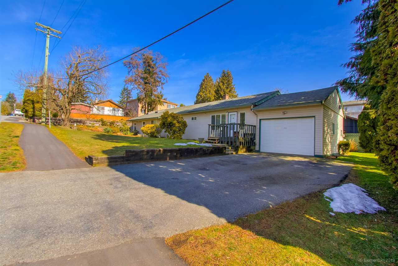 Main Photo: 263 ALLISON Street in Coquitlam: Coquitlam West House for sale : MLS®# R2365427