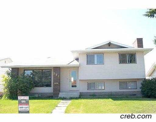 Main Photo:  in : Queensland Residential Detached Single Family for sale (Calgary)  : MLS®# C2179980