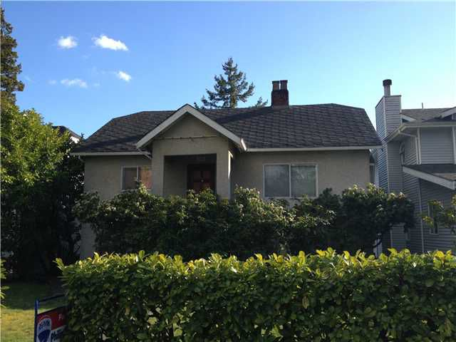 Main Photo: 2766 W 38 Avenue in Vancouver: House for sale