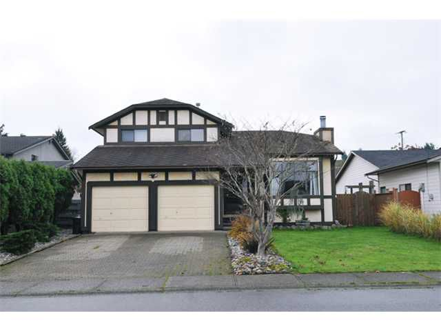 "Main Photo: 22106 ISAAC Crescent in Maple Ridge: West Central House for sale in ""DAVISON SUBDIVISION"" : MLS®# V1036112"