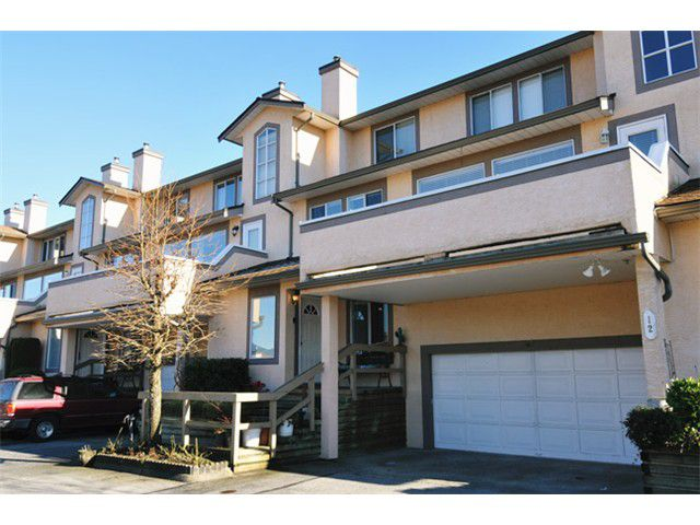 "Main Photo: 13 1238 EASTERN Drive in Port Coquitlam: Citadel PQ Townhouse for sale in ""PARKVIEW RIDGE"" : MLS®# V1045328"