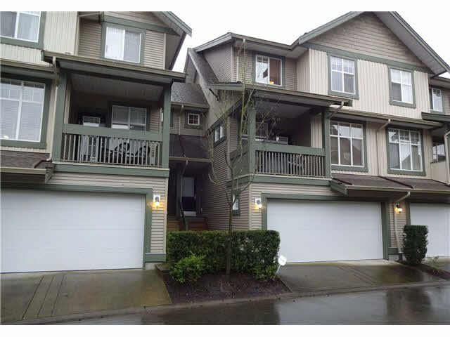 """Main Photo: 69 6050 166TH Street in Surrey: Cloverdale BC Townhouse for sale in """"WESTFIELD"""" (Cloverdale)  : MLS®# F1433297"""