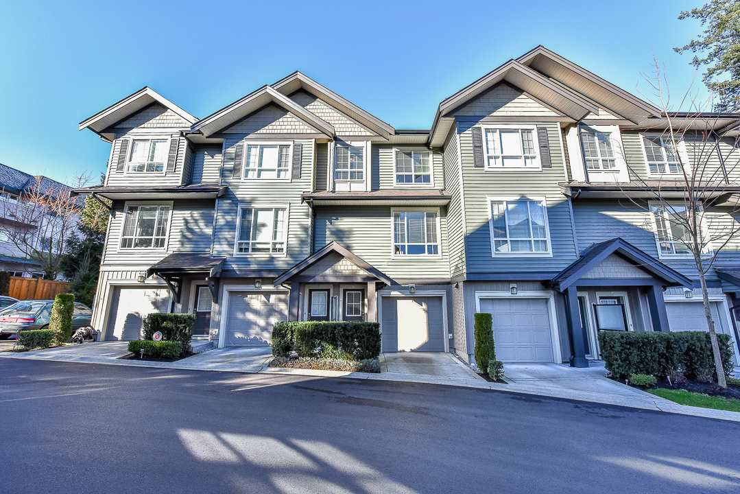"Main Photo: 8 4967 220 Street in Langley: Murrayville Townhouse for sale in ""WINCHESTER ESTATES"" : MLS®# R2039541"