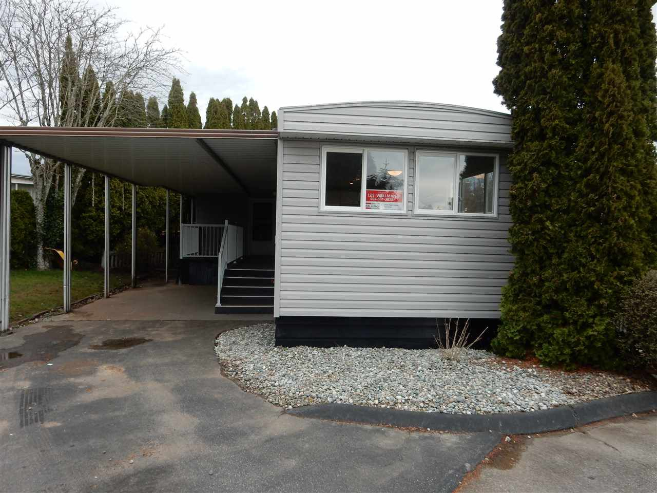 "Main Photo: 101 1840 160 Street in Surrey: King George Corridor Manufactured Home for sale in ""Breakaway Bays"" (South Surrey White Rock)  : MLS®# R2043058"