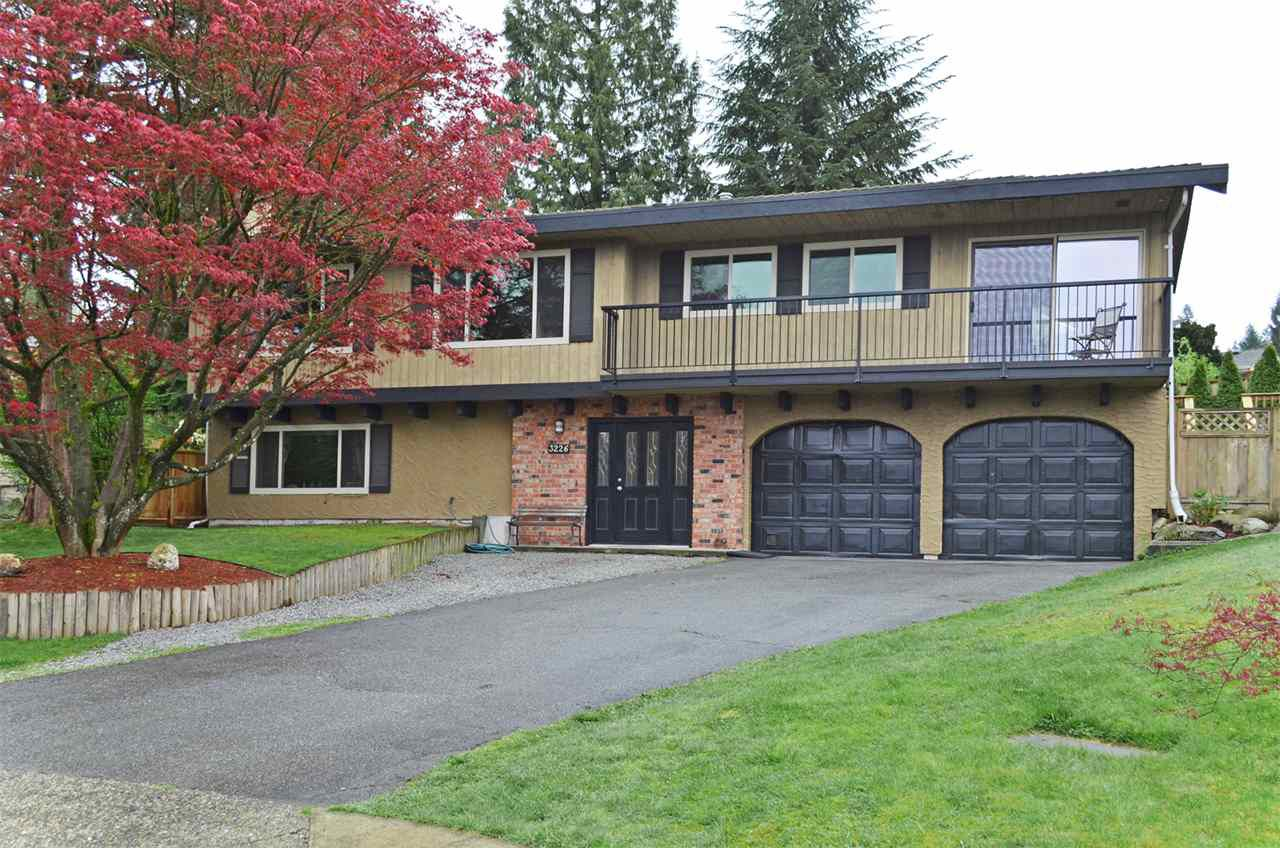 Main Photo: 3226 PINDA Drive in Port Moody: Port Moody Centre House for sale : MLS®# R2054125