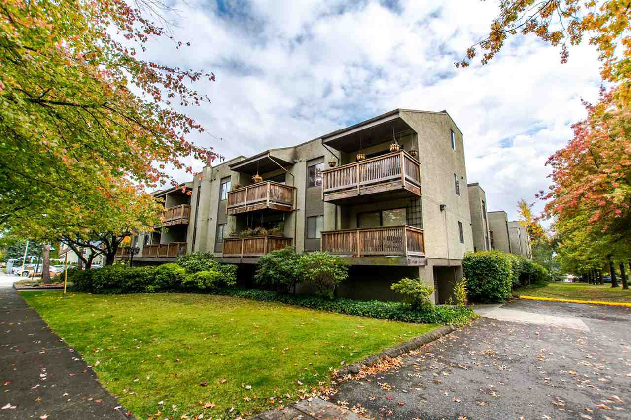 "Main Photo: 220 1202 LONDON Street in New Westminster: West End NW Condo for sale in ""LONDON PLACE"" : MLS®# R2114387"