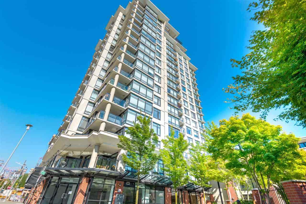 """Main Photo: 503 610 VICTORIA Street in New Westminster: Downtown NW Condo for sale in """"THE POINT"""" : MLS®# R2127407"""