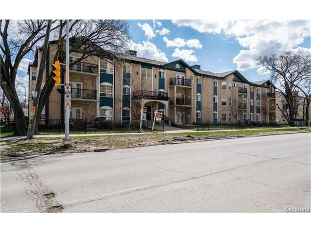 Main Photo: 232 Goulet Street in Winnipeg: St Boniface Condominium for sale (2A)  : MLS®# 1710768