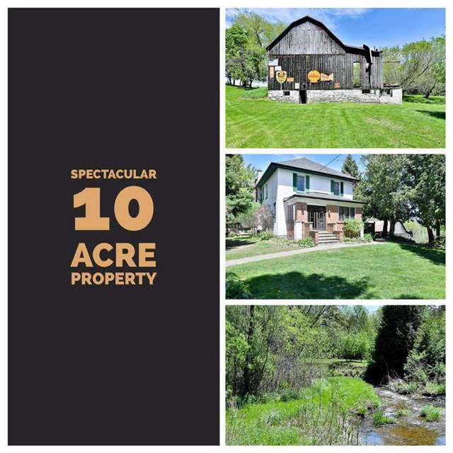 Main Photo: 170 W Columbus Road in Whitby: Brooklin House (2-Storey) for sale : MLS®# E3815341