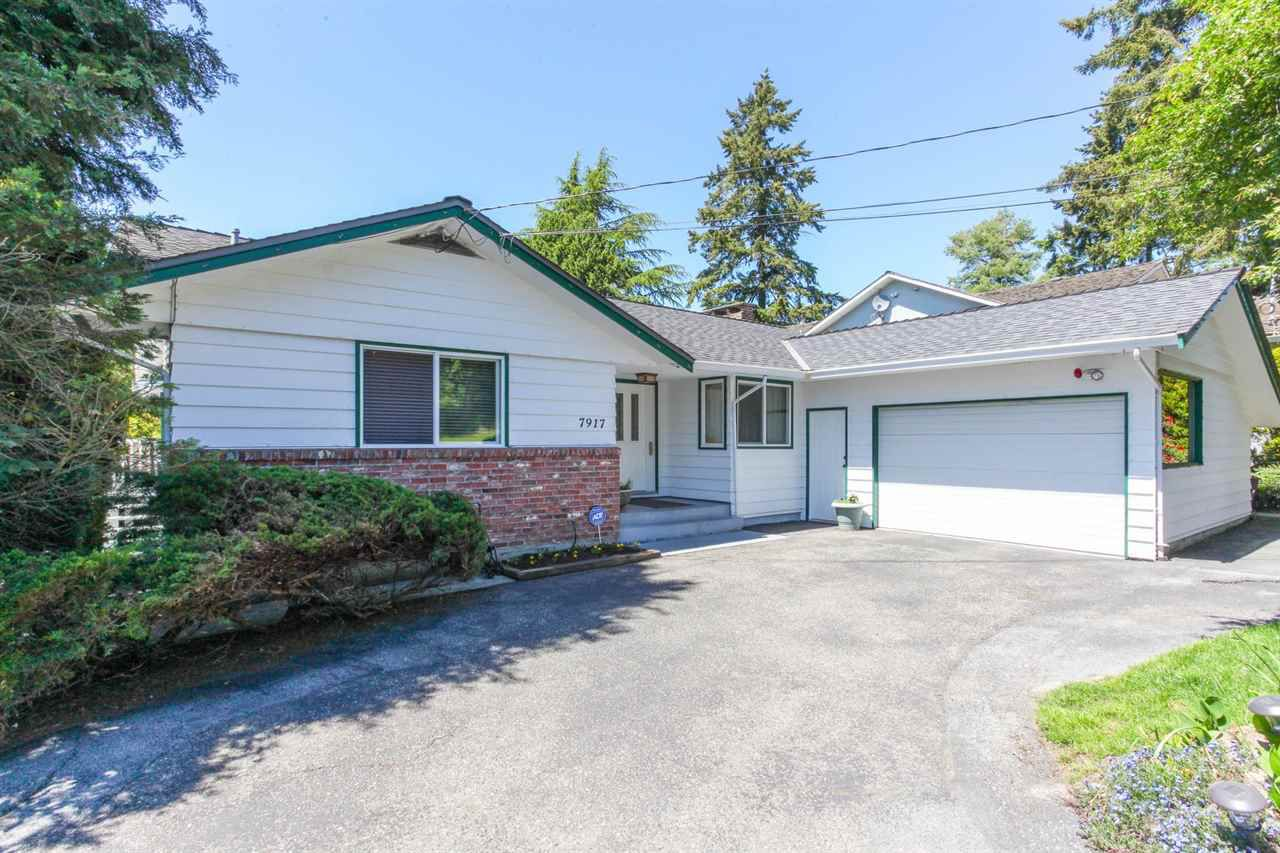 """Main Photo: 7917 WILTSHIRE Boulevard in Delta: Nordel House for sale in """"CANTEBURY HEIGHTS"""" (N. Delta)  : MLS®# R2170457"""