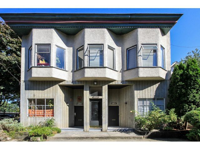 Main Photo: 1200 Woodland Drive in Vancouver: Commercial for sale : MLS®# F3401281
