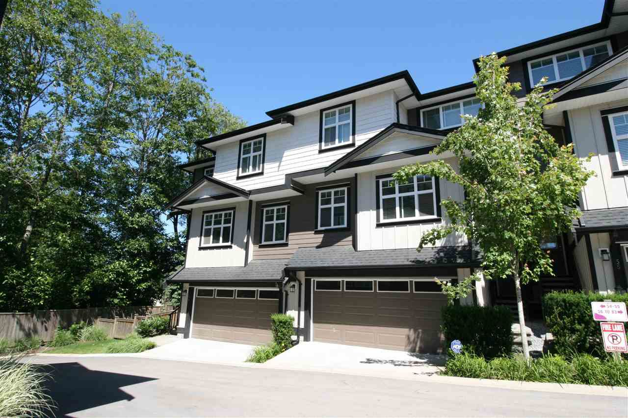 Main Photo: 55 6350 142 Street in Surrey: Sullivan Station Townhouse for sale : MLS®# R2181332