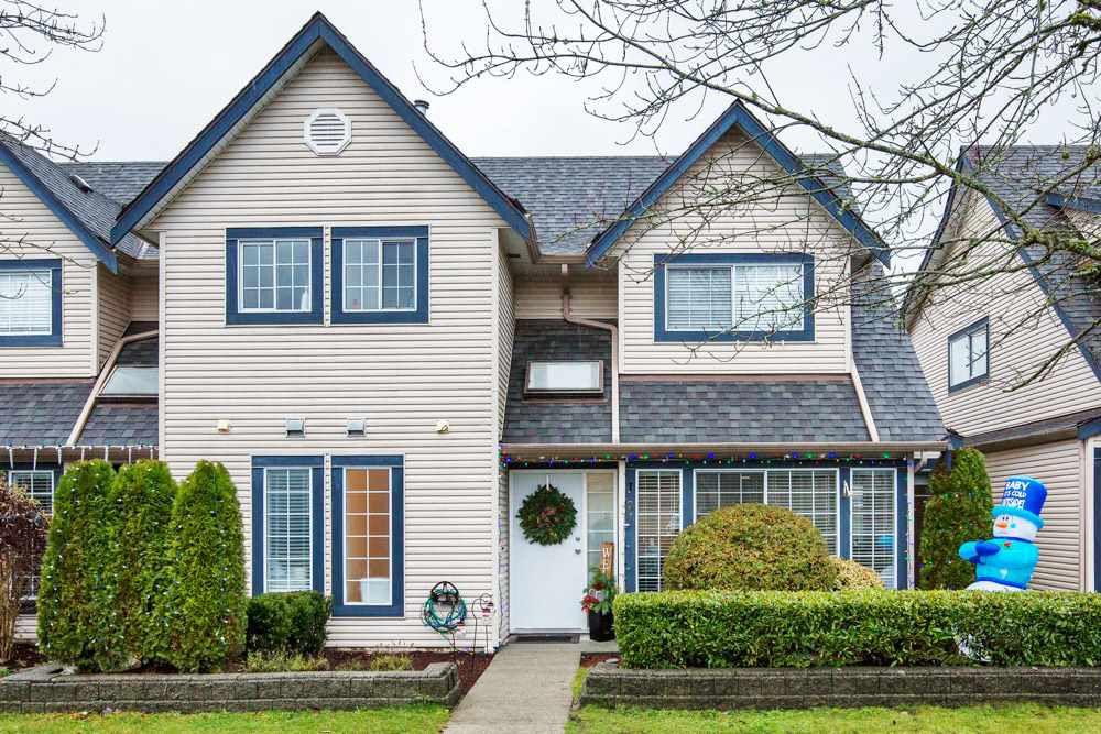 "Main Photo: 21 11536 236 Street in Maple Ridge: Cottonwood MR Townhouse for sale in ""KANAKA MEWS"" : MLS®# R2226311"