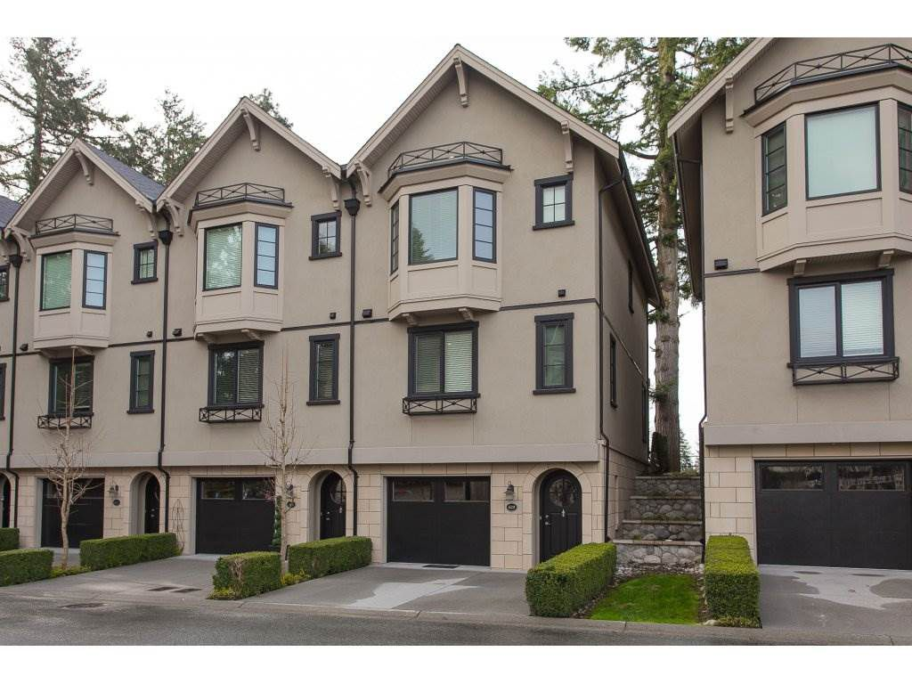 """Main Photo: 629 2580 LANGDON Street in Abbotsford: Abbotsford West Townhouse for sale in """"The Brownstones"""" : MLS®# R2254528"""