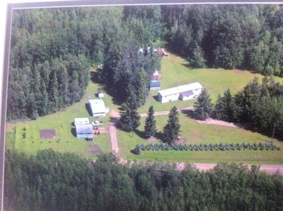 Main Photo: 61319 RGE RD 234: Rural Westlock County House for sale : MLS®# E4122069