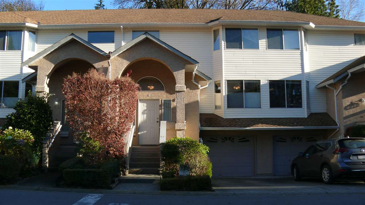 Main Photo: 6 32339 7TH Avenue in Mission: Mission BC Townhouse for sale : MLS®# R2317413