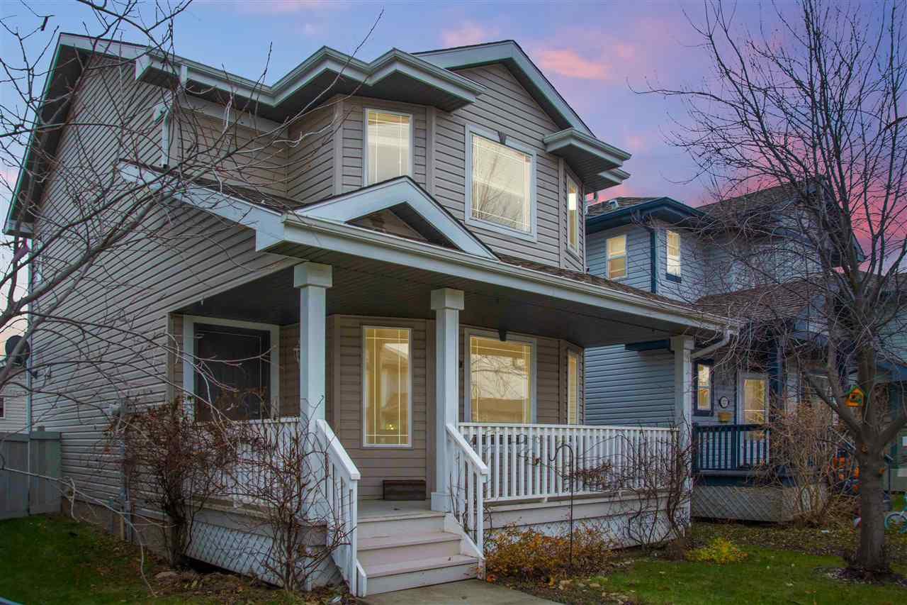 Main Photo: 525 GEISSINGER Loop in Edmonton: Zone 58 House for sale : MLS®# E4135409