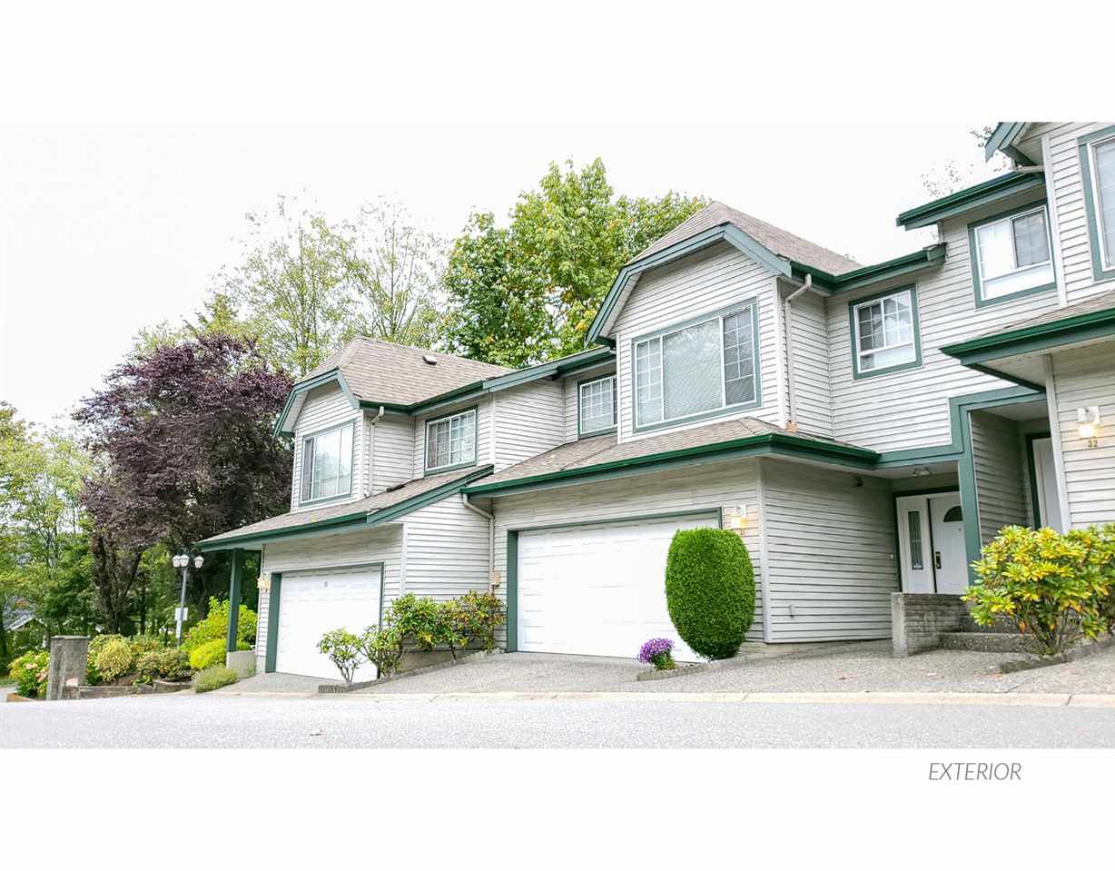 "Main Photo: 31 7465 MULBERRY Place in Burnaby: The Crest Townhouse for sale in ""SUNRDIGE"" (Burnaby East)  : MLS®# R2343593"