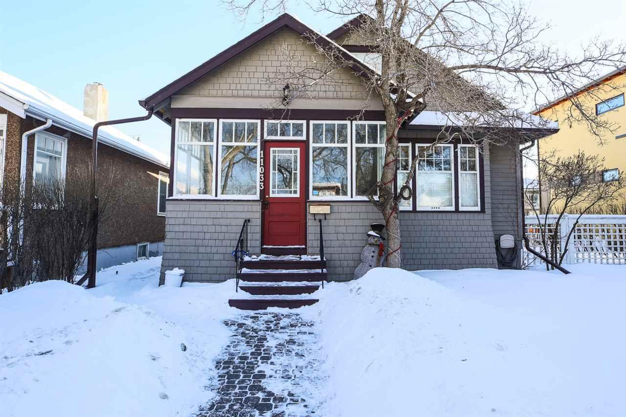 Main Photo: 11033 125 Street in Edmonton: Zone 07 House for sale : MLS®# E4145163