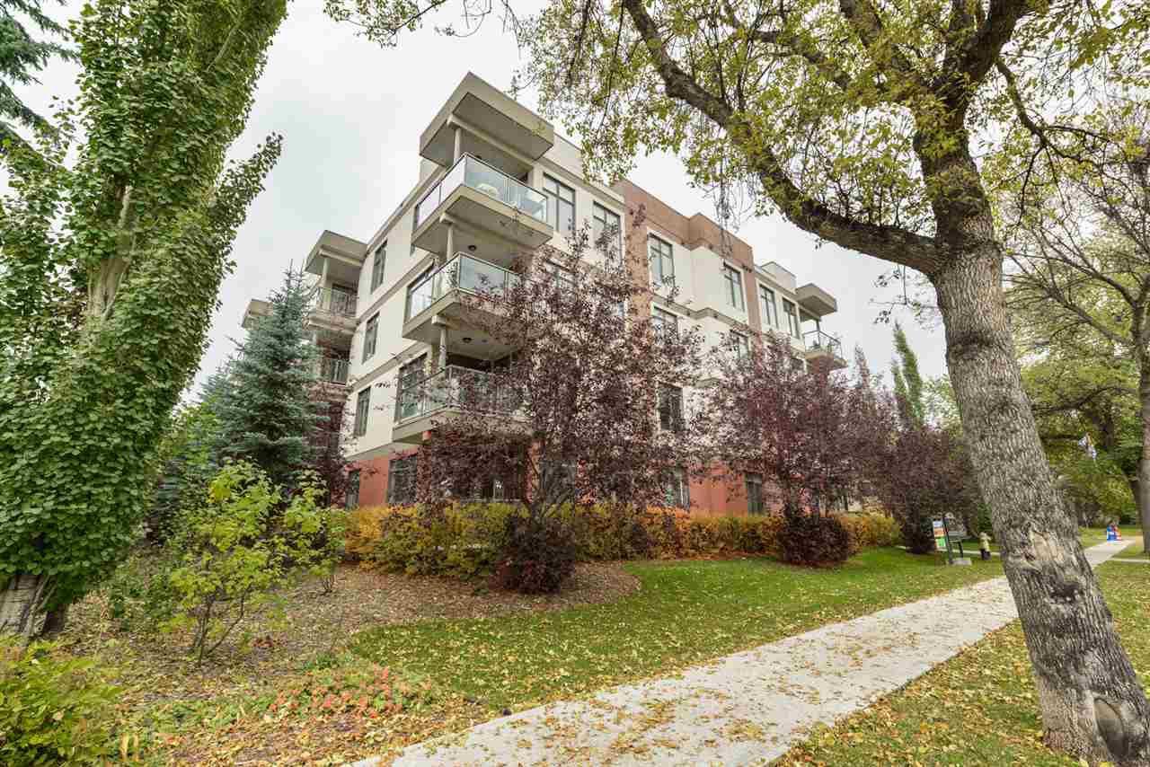 Main Photo: 103 11120 68 Avenue in Edmonton: Zone 15 Condo for sale : MLS®# E4145181
