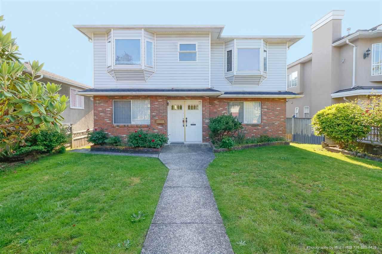 Main Photo: 6589 KILLARNEY Street in Vancouver: Killarney VE House for sale (Vancouver East)  : MLS®# R2377759