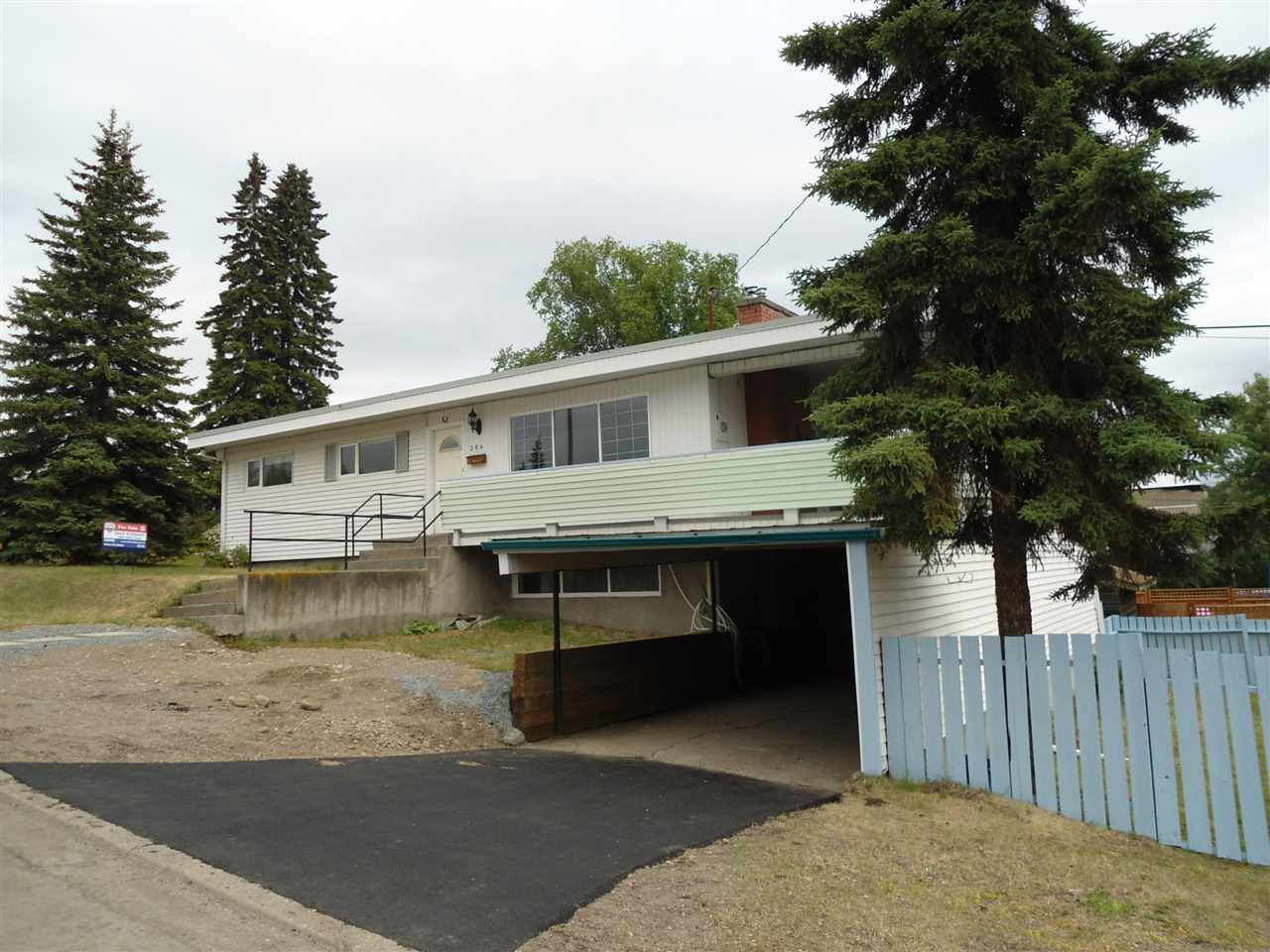 Main Photo: 206 N MOFFAT Street in Prince George: Quinson House for sale (PG City West (Zone 71))  : MLS®# R2378010
