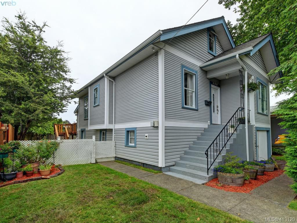 Main Photo: 489 Swinford Street in VICTORIA: Es Saxe Point Single Family Detached for sale (Esquimalt)  : MLS®# 413120