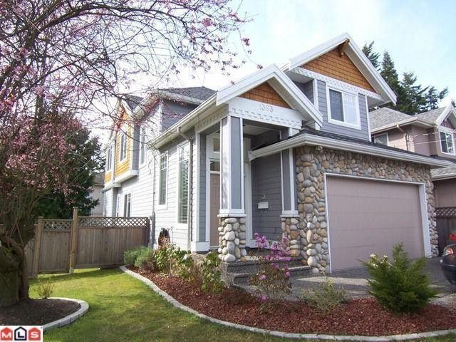 Main Photo: 1383 129A Street in Surrey: Crescent Bch Ocean Pk. House for sale (South Surrey White Rock)  : MLS®# F1105146