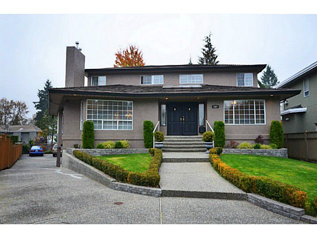 Main Photo: 685 KENENG Court in Coquitlam: Central Coquitlam House for sale : MLS®# V1033615