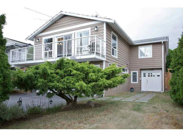 Main Photo: 15861 CLIFF Avenue: White Rock House for sale (South Surrey White Rock)  : MLS®# F1451572