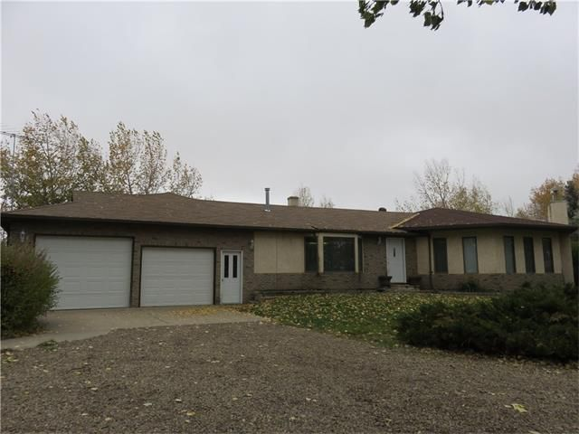 Main Photo: 223027 Township Rd 162: Rural Vulcan County House for sale : MLS®# C4052858