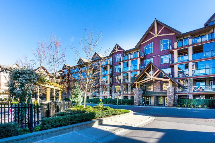 """Main Photo: 527 8288 207A Street in Langley: Willoughby Heights Condo for sale in """"Yorkson Creek Walnut Ridge II"""" : MLS®# R2051394"""