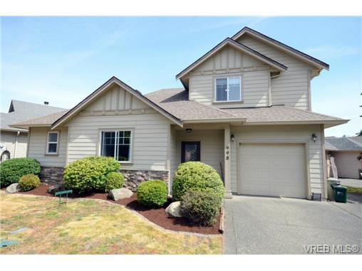 Main Photo: 998 Wild Pond Lane in VICTORIA: La Happy Valley Single Family Detached for sale (Langford)  : MLS®# 365813