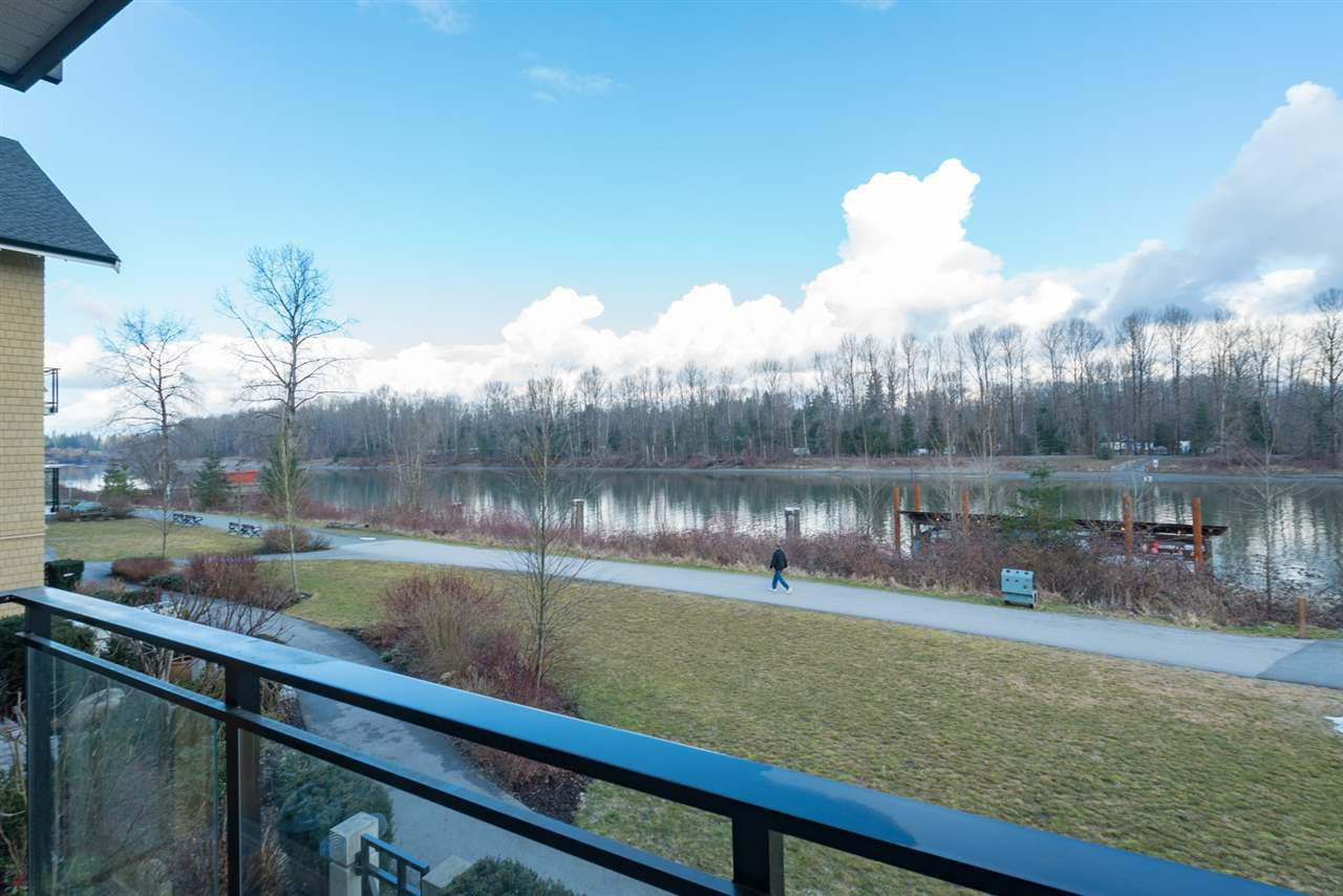 "Main Photo: 205 23285 BILLY BROWN Road in Langley: Fort Langley Condo for sale in ""The Village at Bedford Landing"" : MLS®# R2139763"