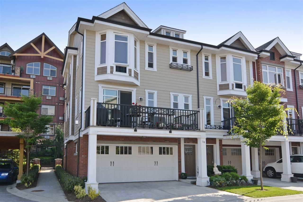 "Main Photo: 68 20738 84 Avenue in Langley: Willoughby Heights Townhouse for sale in ""Yorkson Creek North"" : MLS®# R2157902"