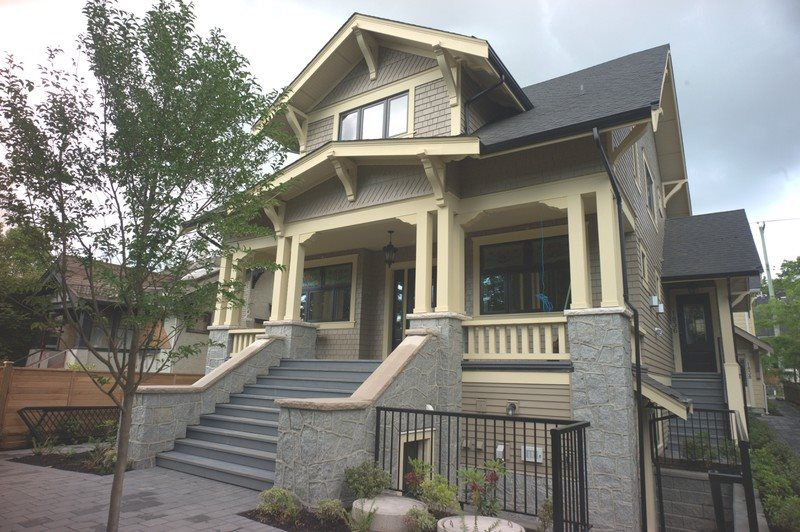 Main Photo: 1836 W 12TH AVENUE in Vancouver: Kitsilano Townhouse for sale (Vancouver West)