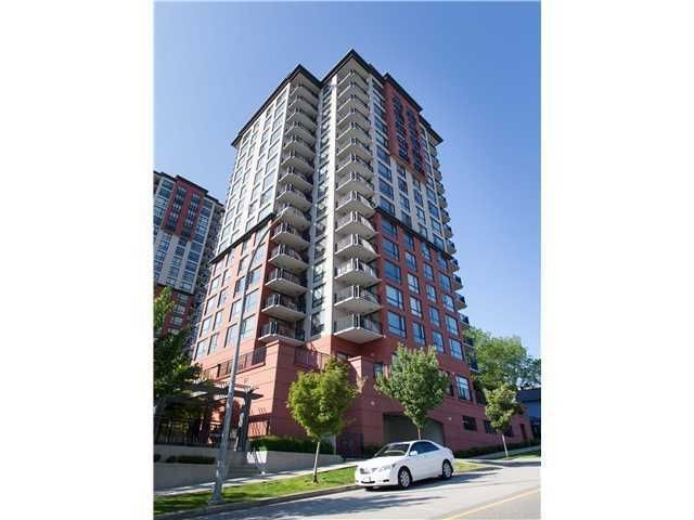 Main Photo: 1305 833 AGNES STREET in New Westminster: Downtown NW Condo for sale : MLS®# R2230134