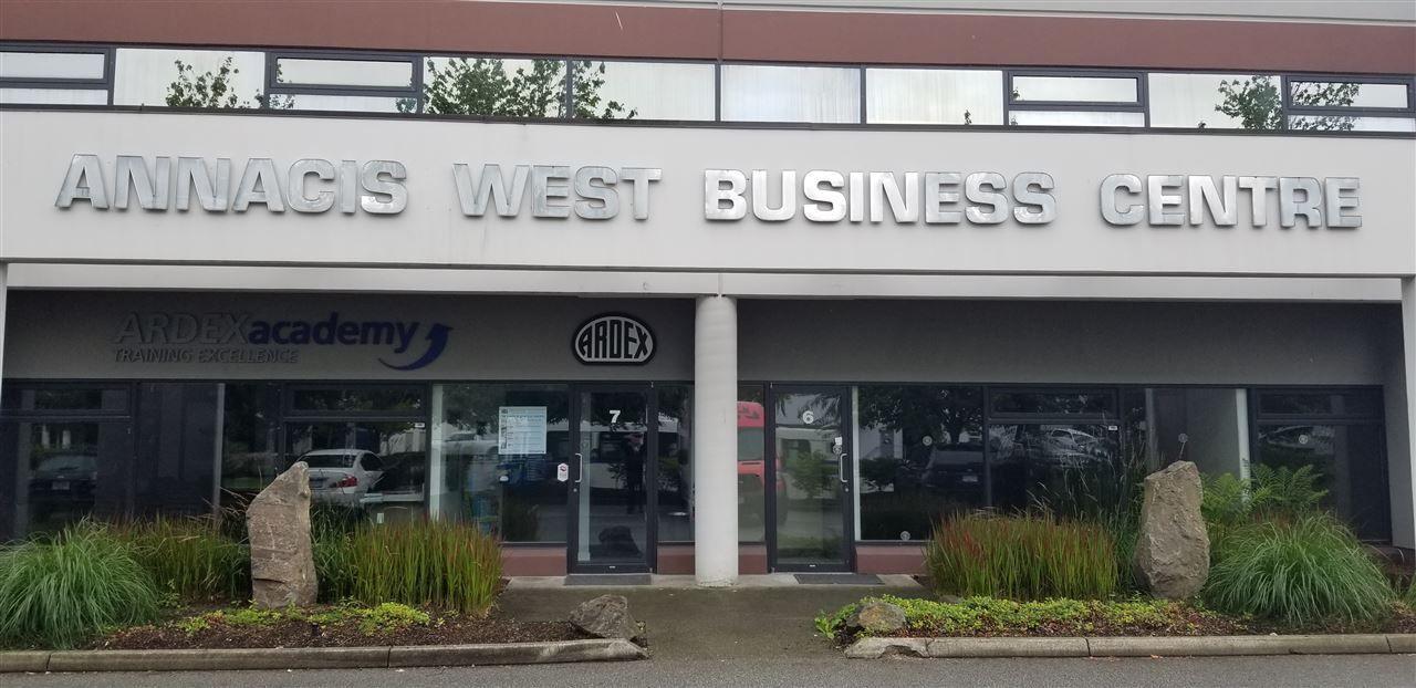 Main Photo: 8 1600 DERWENT Way in Delta: East Delta Office for lease (Ladner)  : MLS®# C8019966
