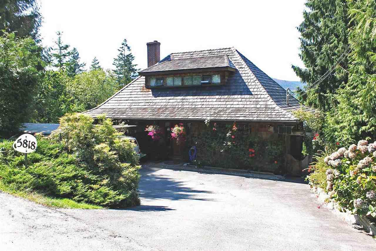 Photo 1: Photos: 5818 DEERHORN Drive in Sechelt: Sechelt District House for sale (Sunshine Coast)  : MLS®# R2311987