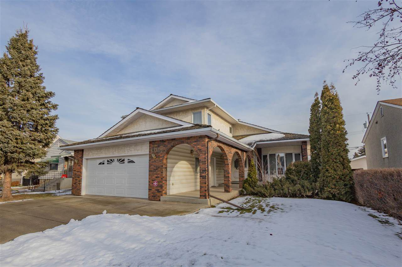 Main Photo: 11119 118 Street NW in Edmonton: Zone 08 House for sale : MLS®# E4136209